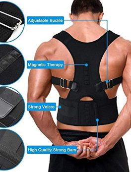 magnetic posture corrector