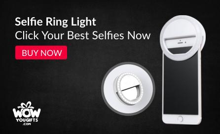 tiktok selfie ring light