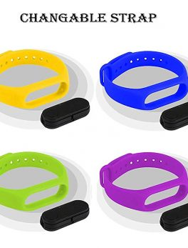 removable digital band watch
