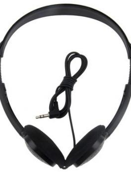 wire headphone