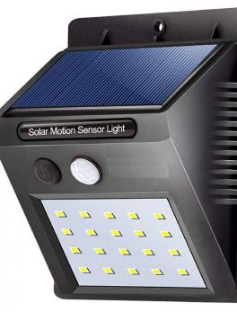 motion sensor led light