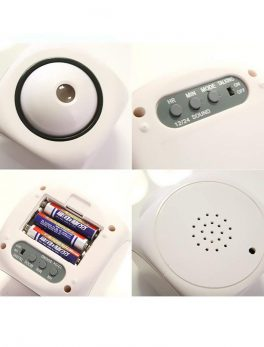 projection alarm clock with specs