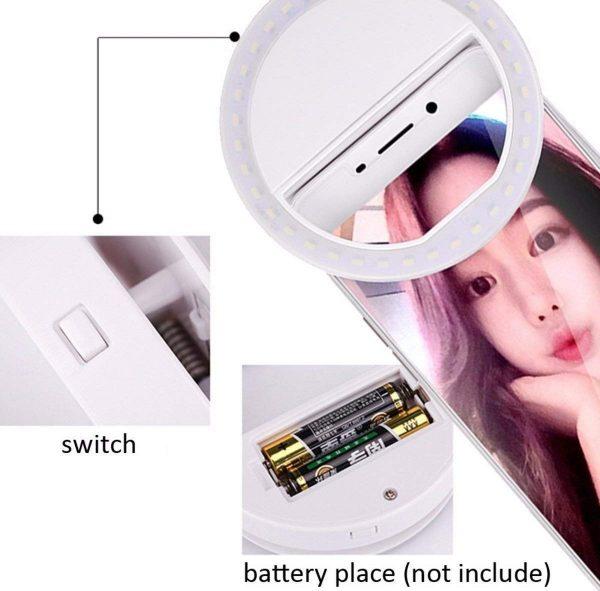 mobile ring light